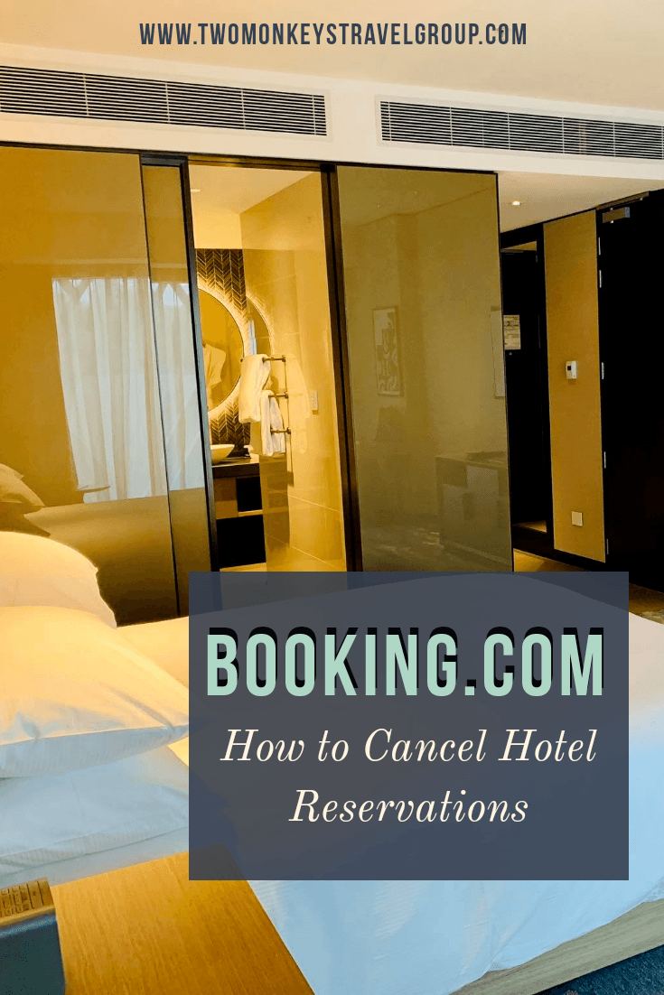 How to Cancel Hotel Reservations on Booking.com and Get a Refund