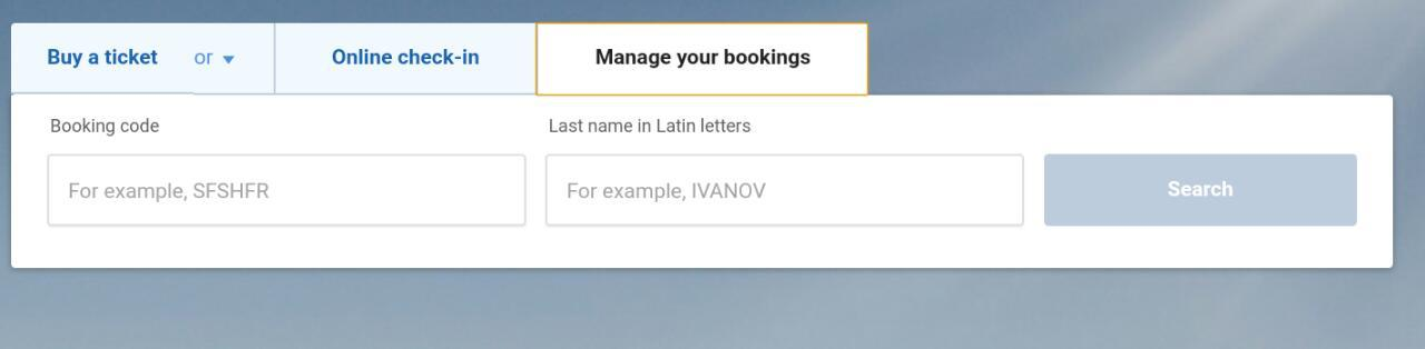 How to Cancel Reservation with Aeroflot