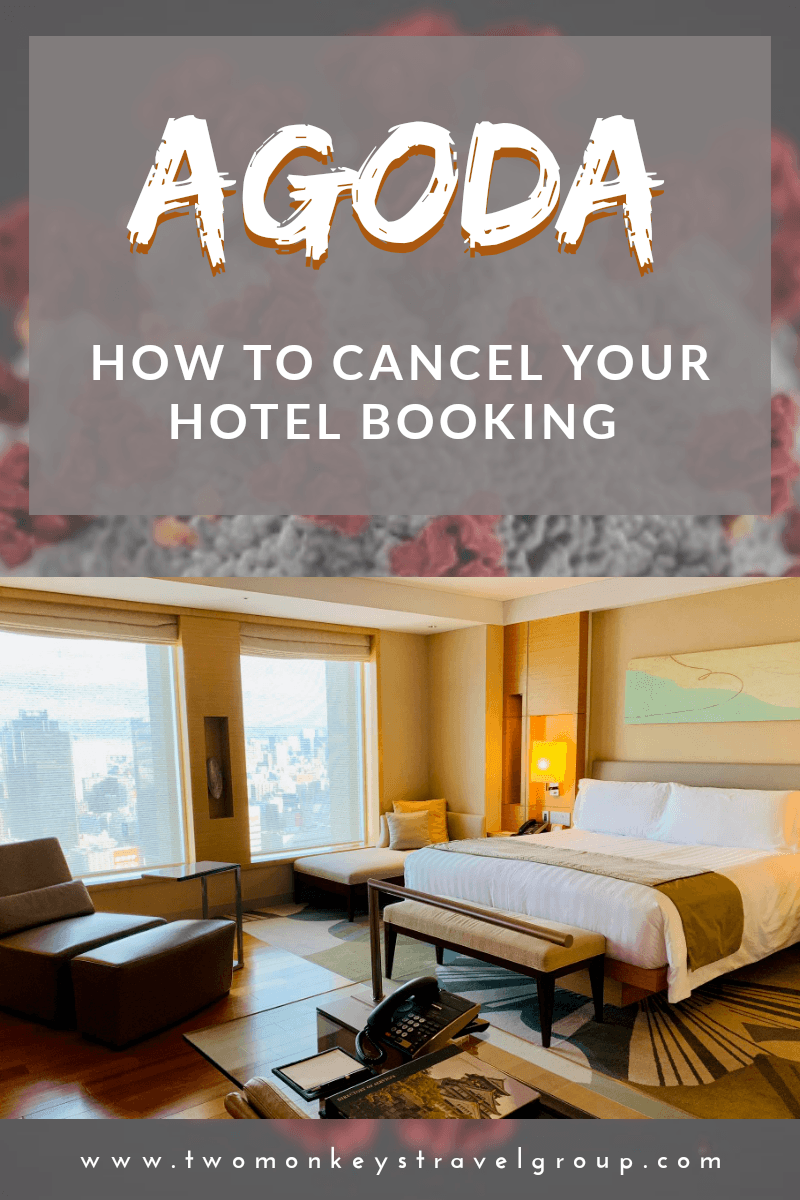 How to Cancel Your Hotel Booking on Agoda.com [Refundable and Non Refundable] with Sample Letter1