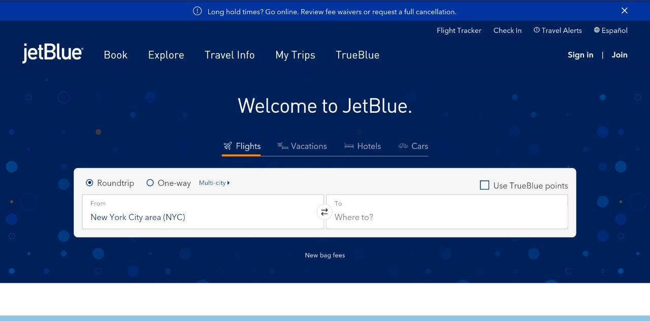 How to Cancel and Get Refunds with JetBlue