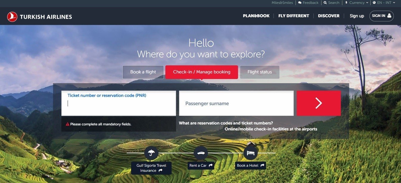 How to Change Flights or Get Refunds on Turkish Airlines