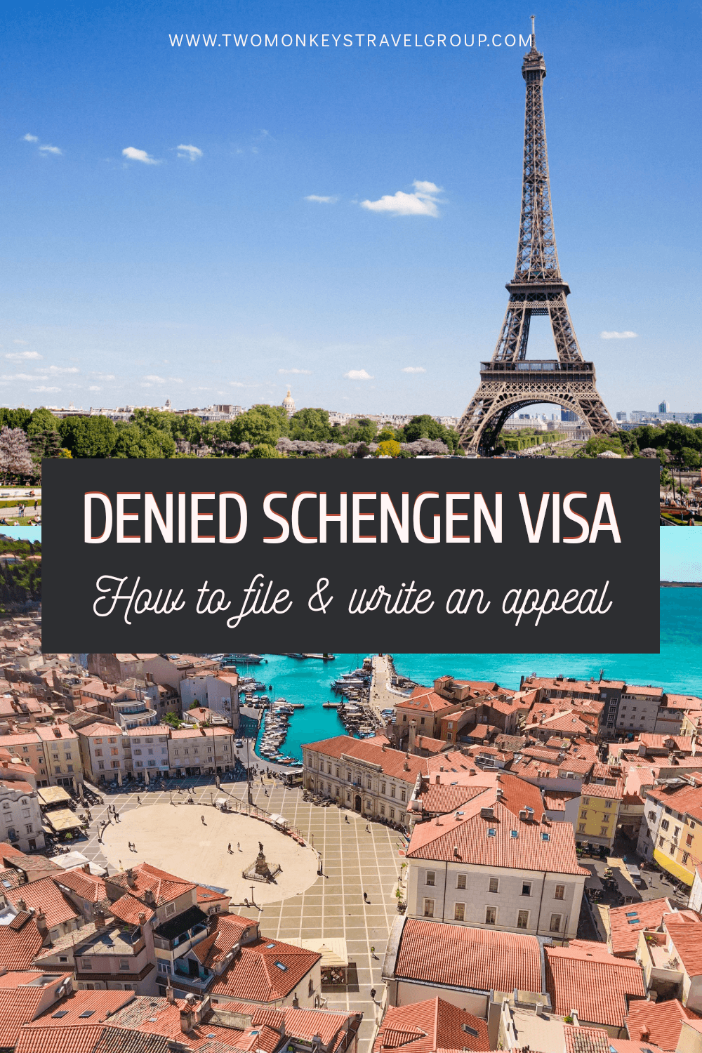 How to File an Appeal for a Rejected Schengen Visa