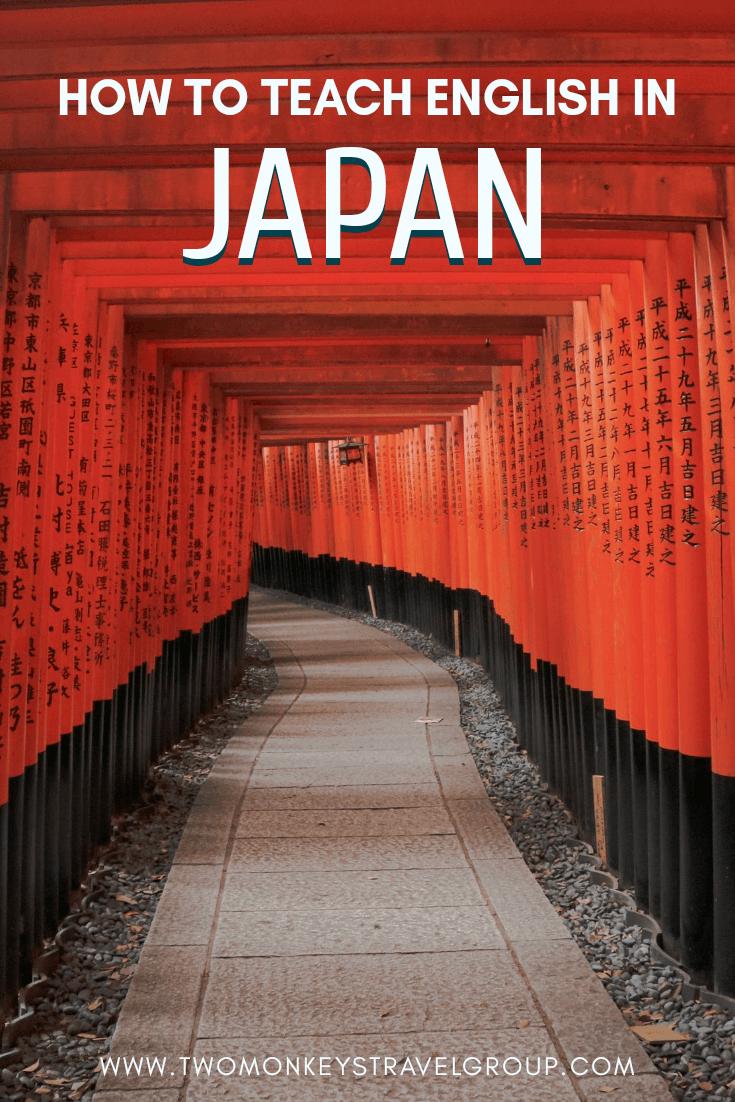 How to Teach English in Japan – English Teacher Jobs in Japan