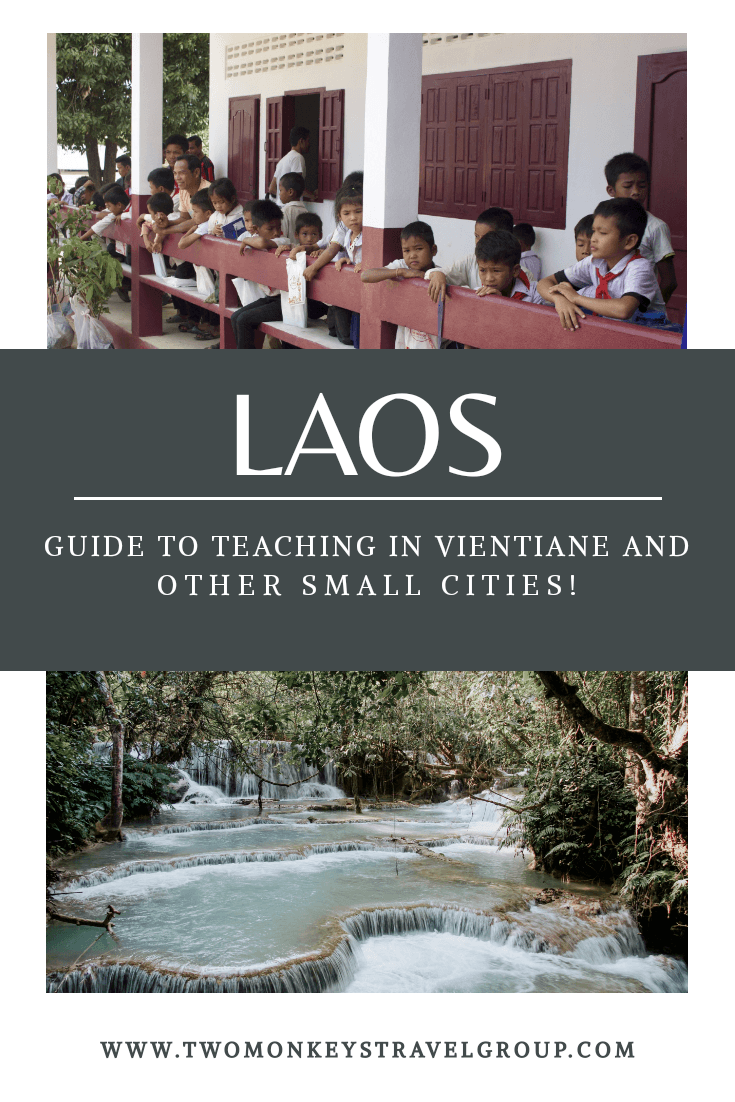How to Teach English in Laos – Guide to Teaching in Vientiane and other small cities!