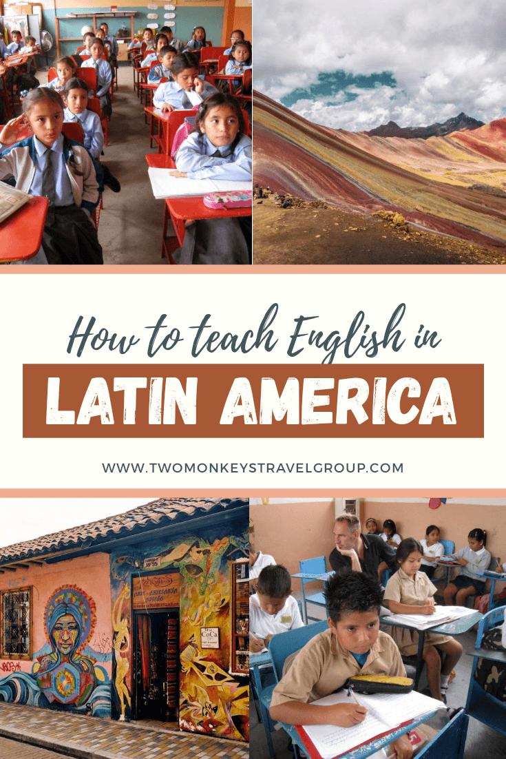 How to Teach English in Latin America – Teach & Travel in South America