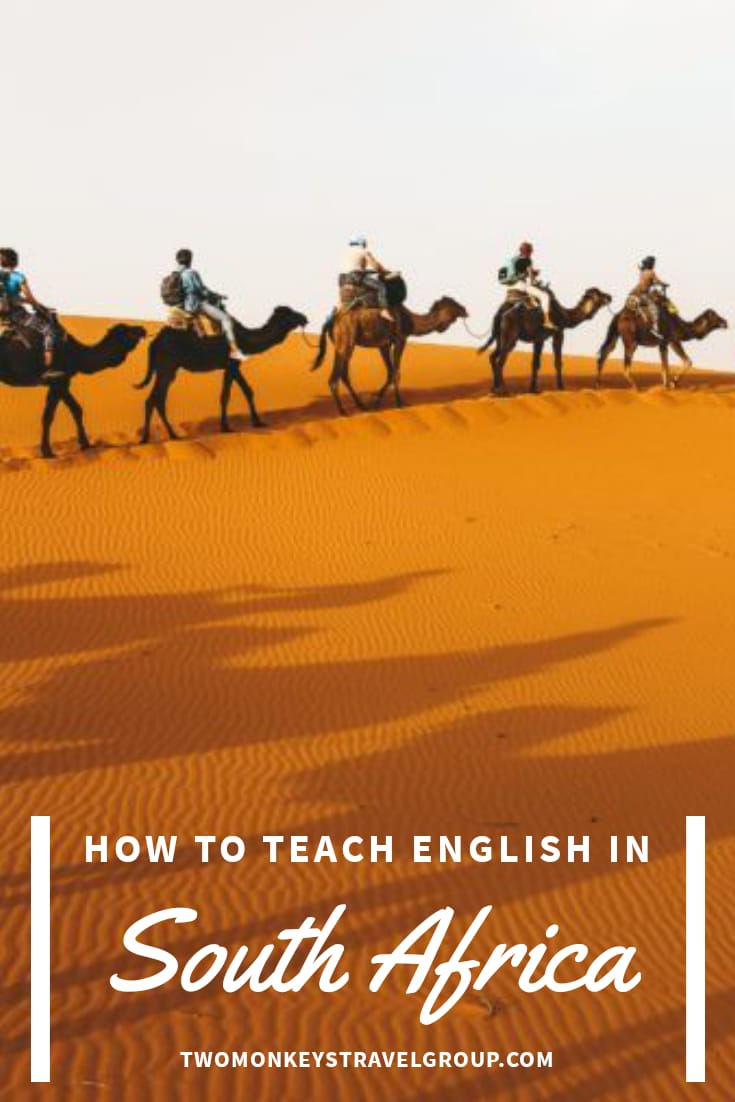 How to Teach English in South Africa – English Teacher Jobs in Africa1