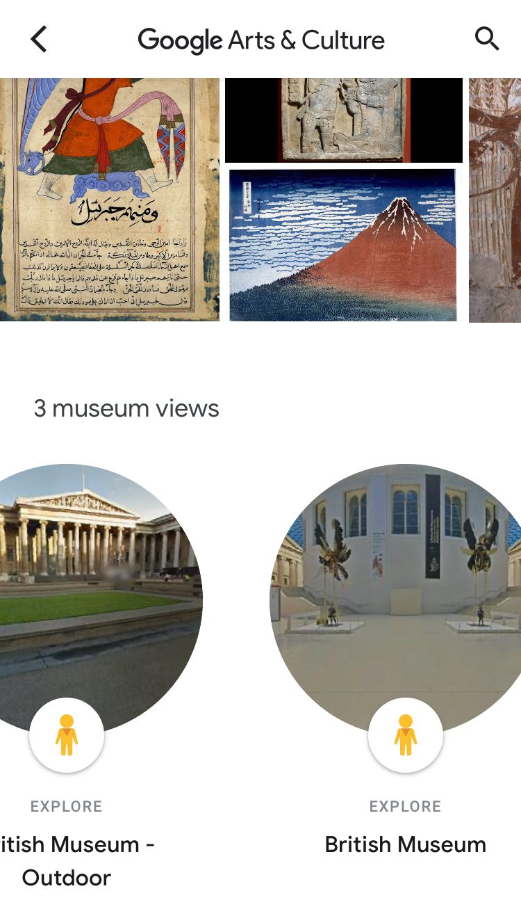 How to use Google Virtual Tours and Places You Can Visit