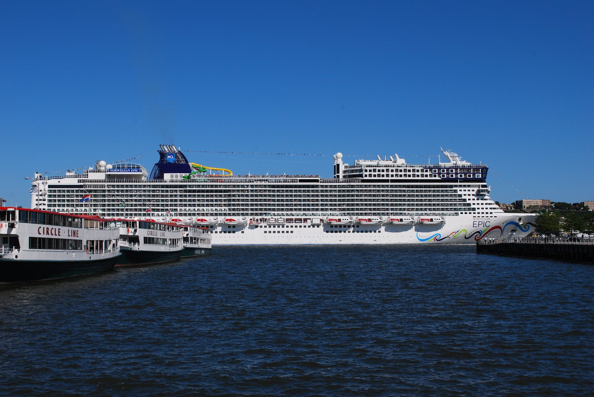 List of Cruise Lines that Offer Rebooking and Refund4