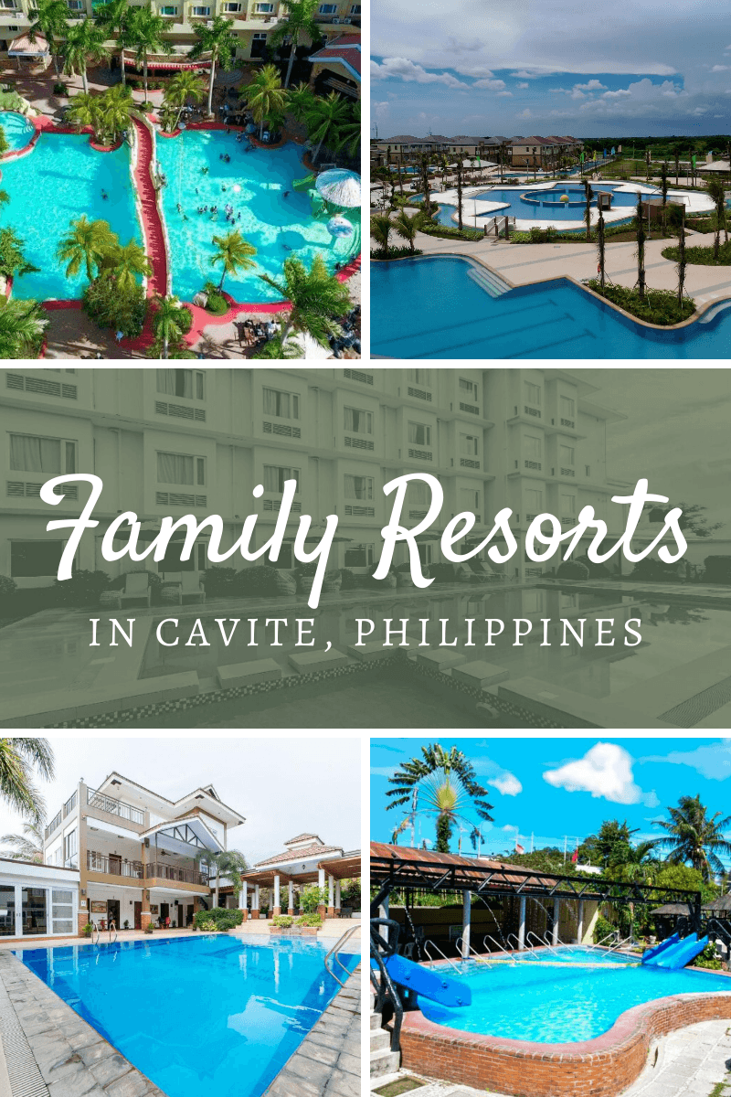 List of the Best Family Resorts in Cavite, Philippines