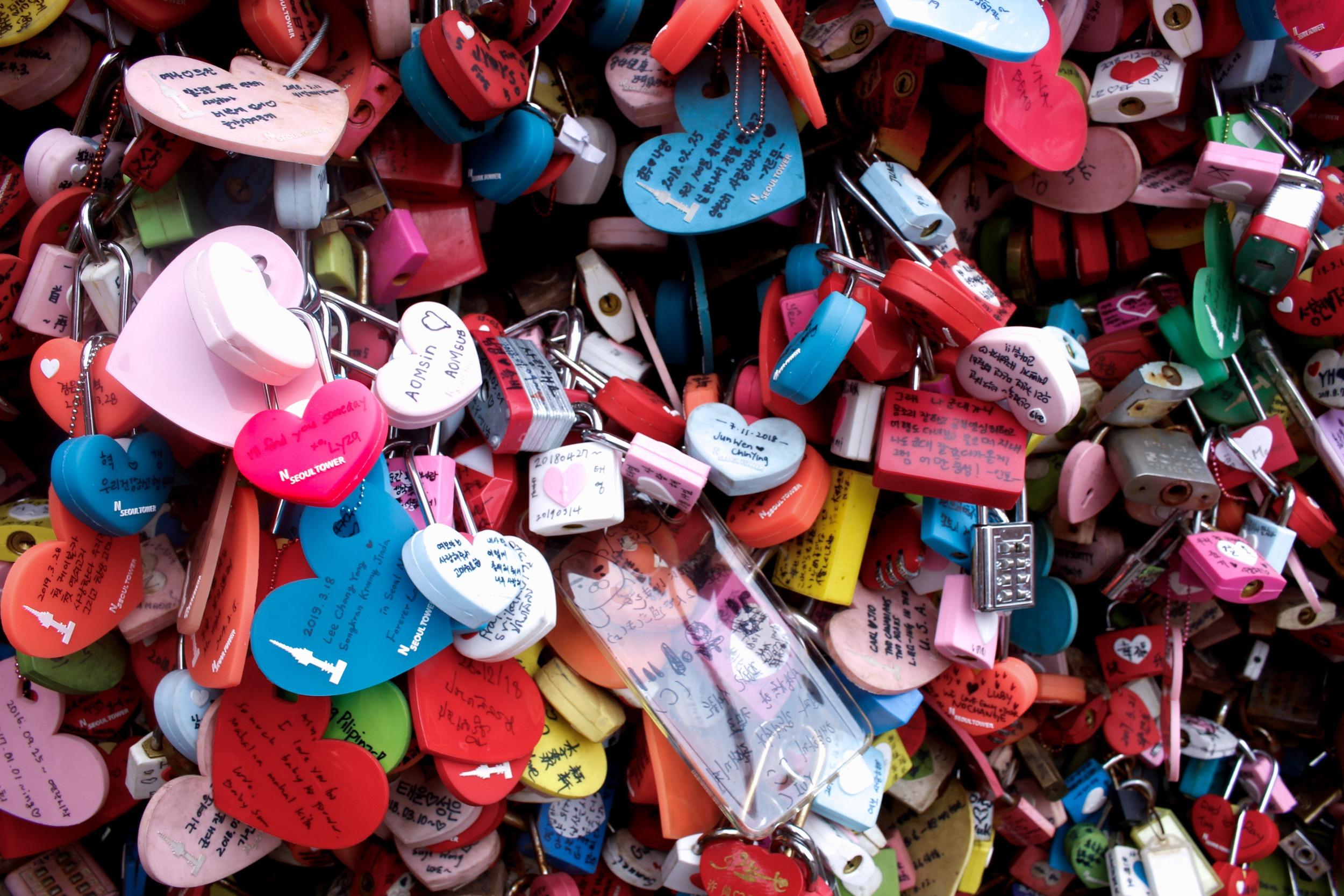 Love Locks in South Korea Guide to Happily Ever After
