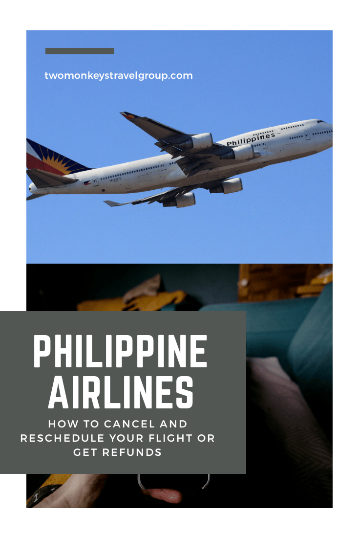 PAL Passengers How to Cancel and Reschedule Your Flight or Get Refunds on Philippine Airlines [With Sample Letter Template]