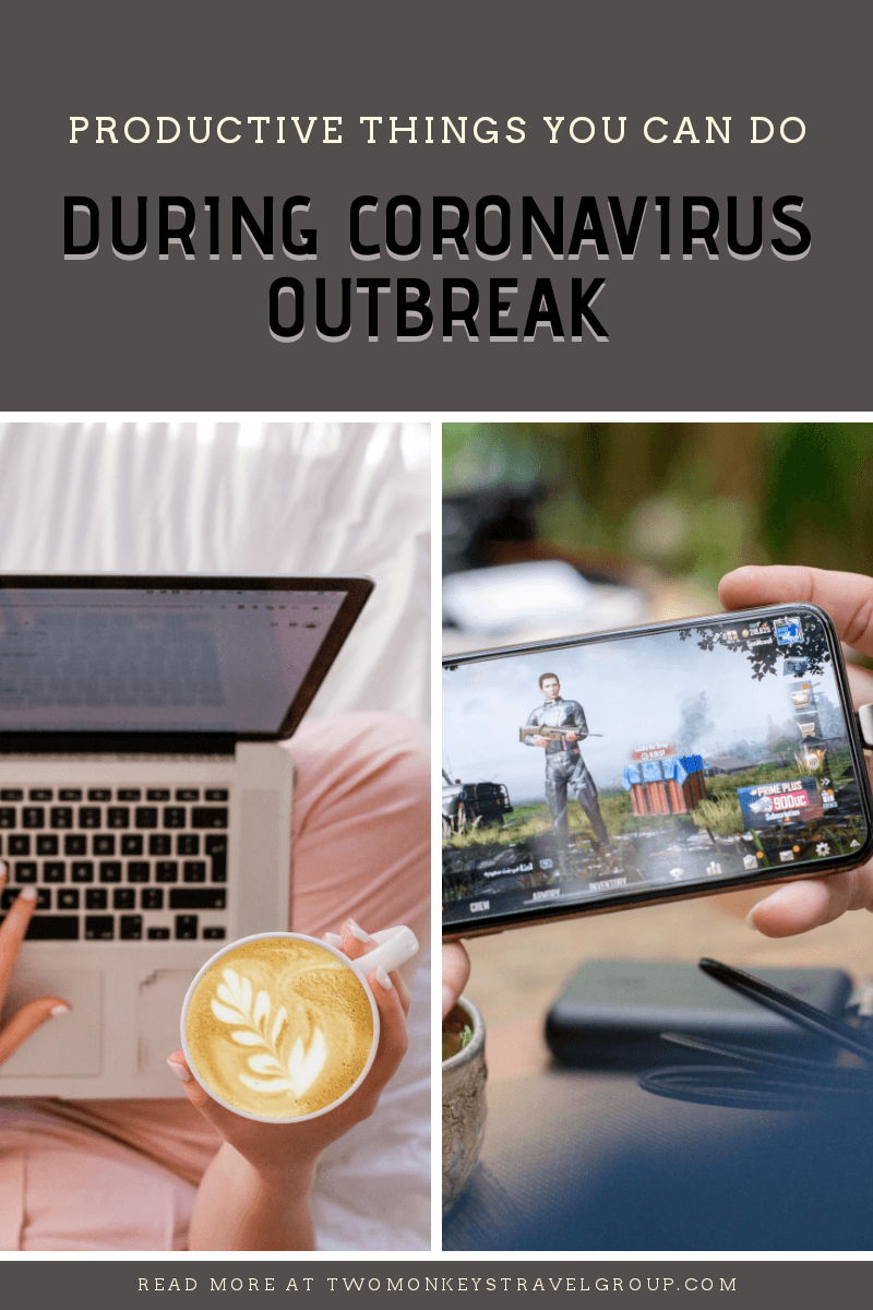 Productive Things You Can Do at Home During the Coronavirus Outbreak1
