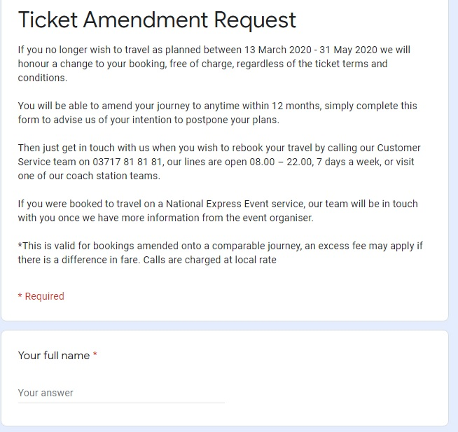 Step By Step Guide On How to Get an Exchange or Refund in Trainline2