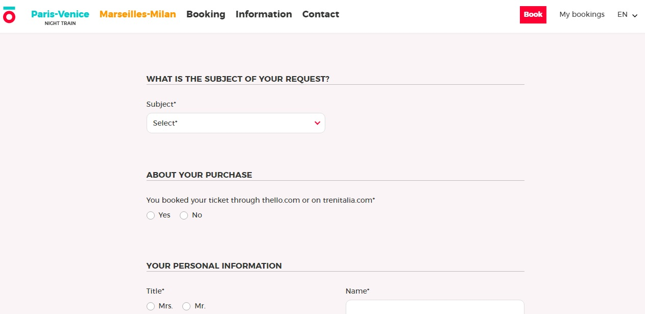 Step By Step Guide On How to Get an Exchange or Refund in Trainline
