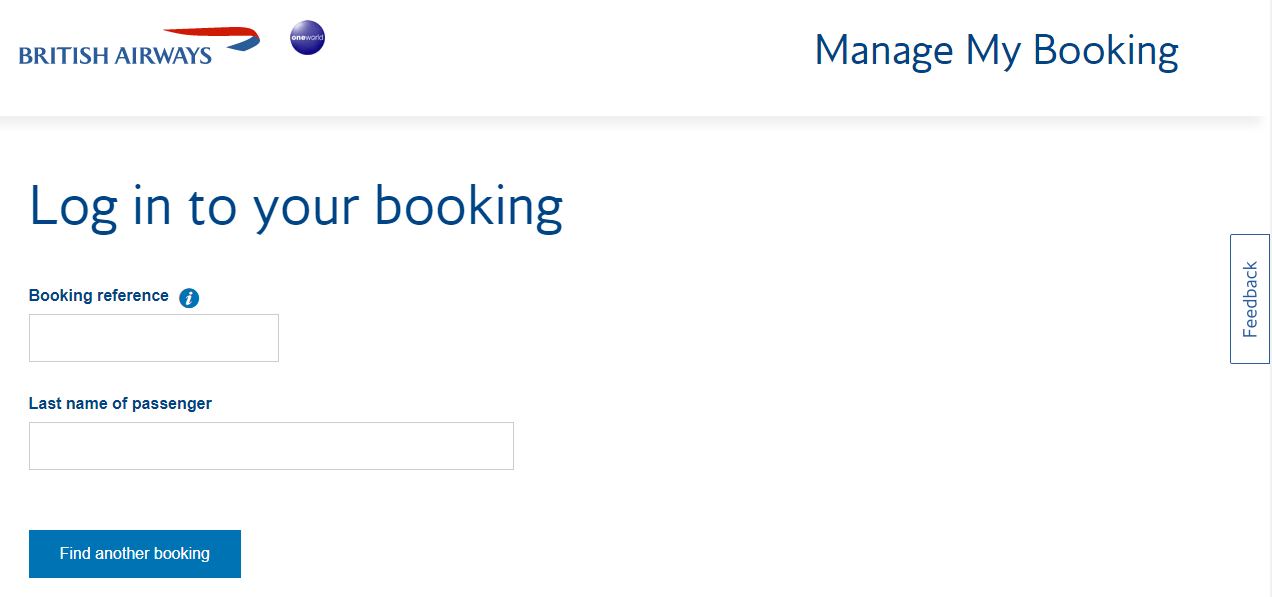 Step by Step Guide on How to Change Flights or Get Refunds on British Airways