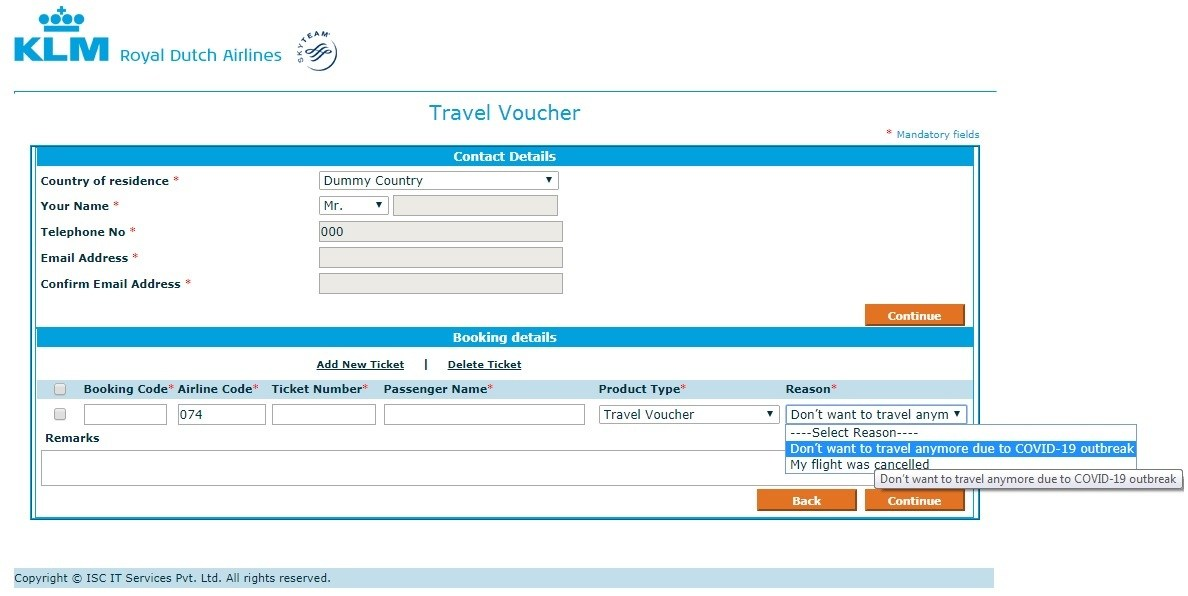 Step by Step Guide on How to Change Flights or Get Refunds on KLM Royal Dutch Airlines