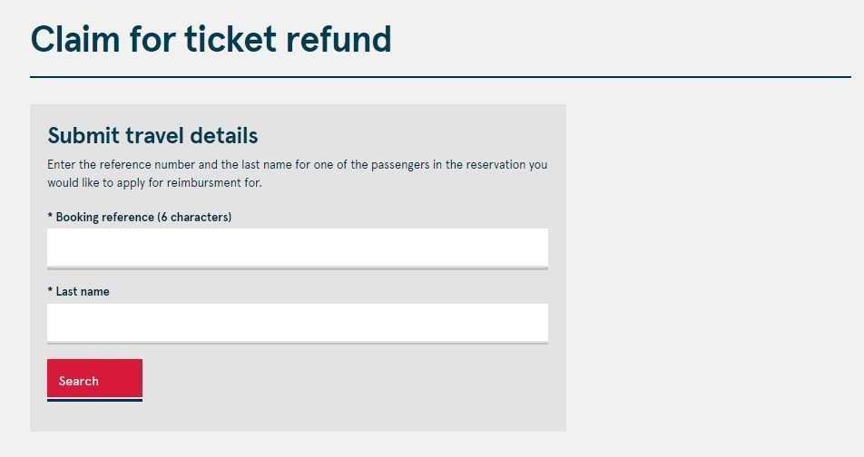 Step by Step Guide on How to Change Flights or Get Refunds on Norwegian Air Shuttle3
