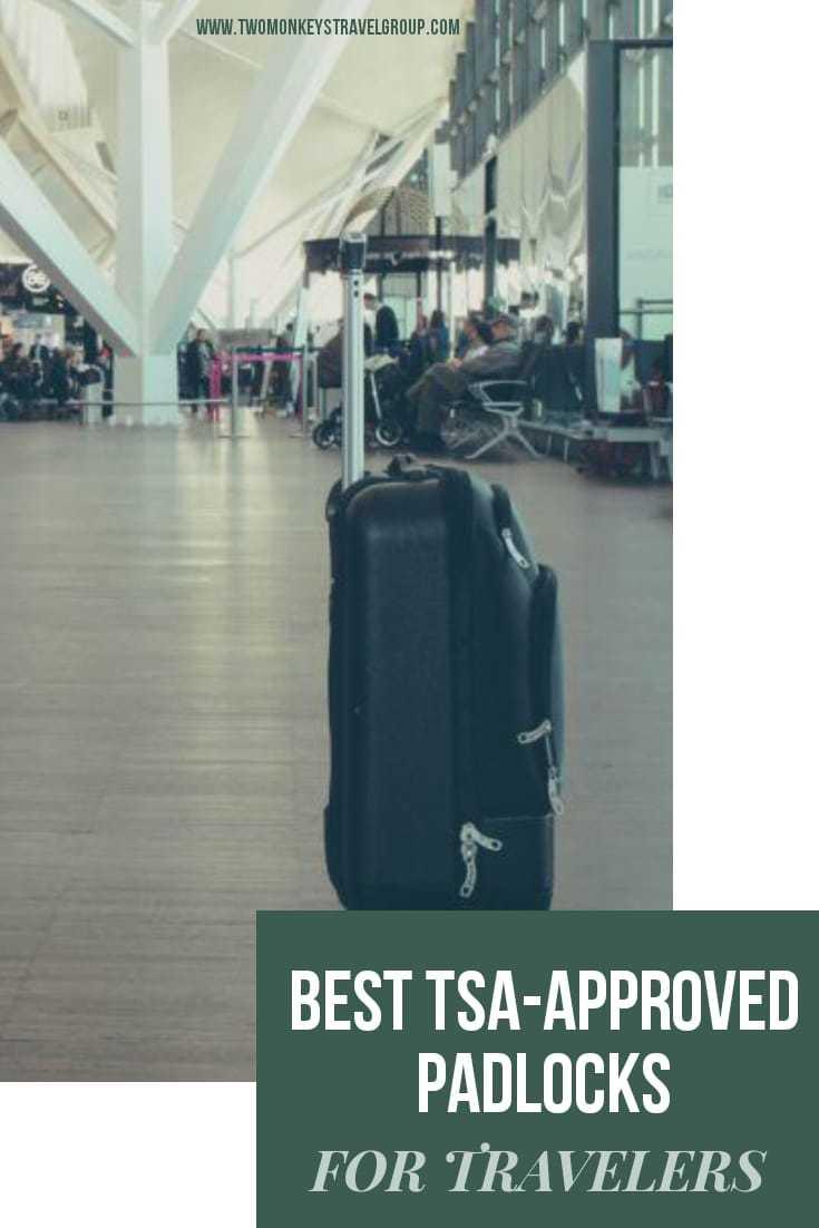 The Top 9 Best TSA-Approved Padlocks for Travelers