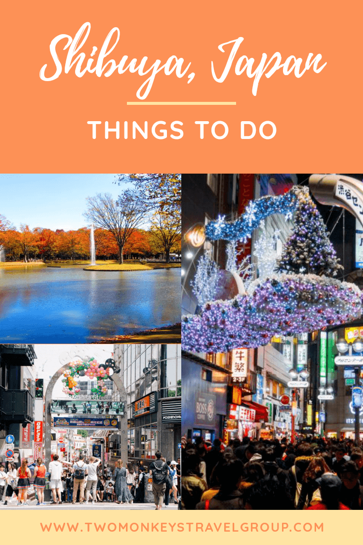 Things To Do in Shibuya, Japan Tokyo's Special District