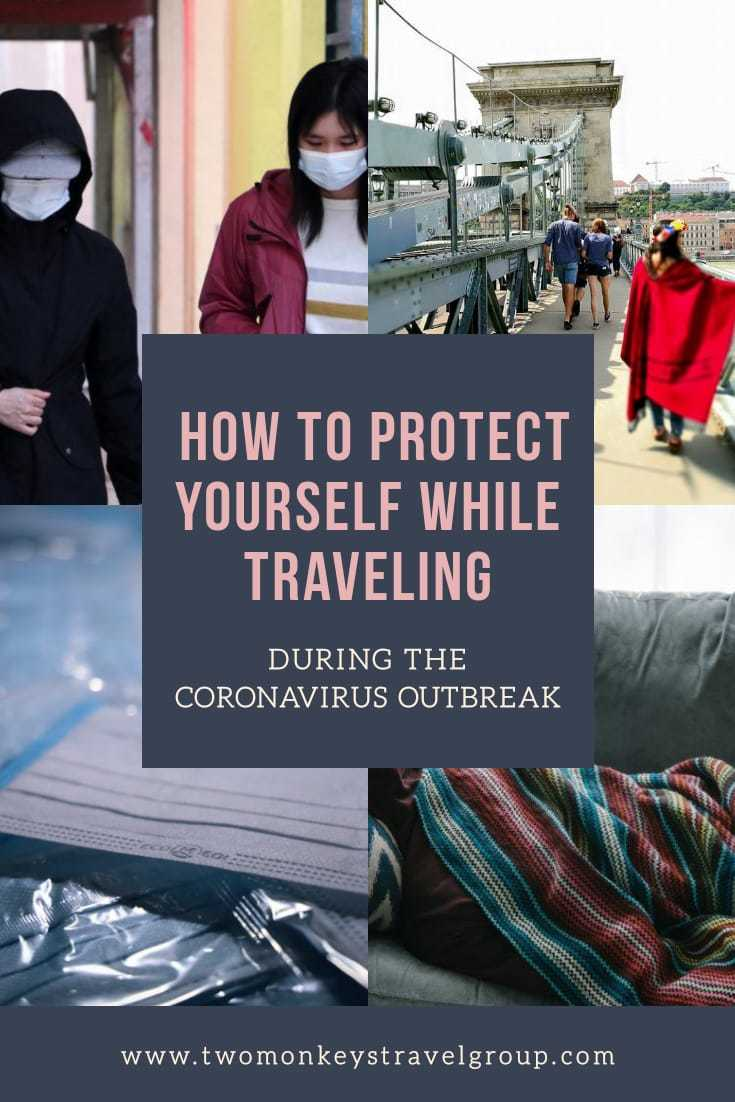 Thomas Salzano How to Protect Yourself While Traveling During the Coronavirus Outbreak