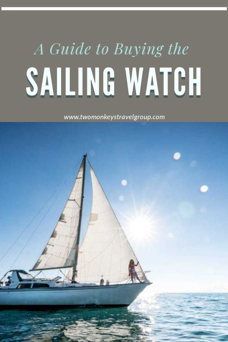 Top 10 Best Sailing Watches A Guide to Buying the Best Sailing Watch