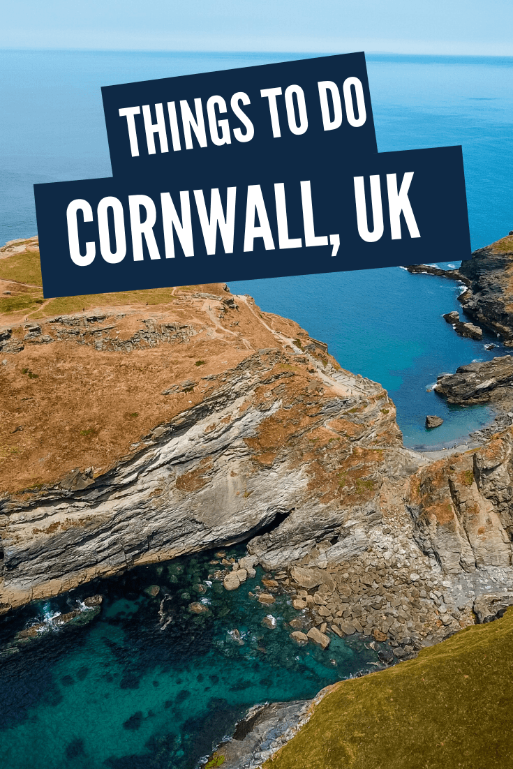 Top 10 things to do in Cornwall