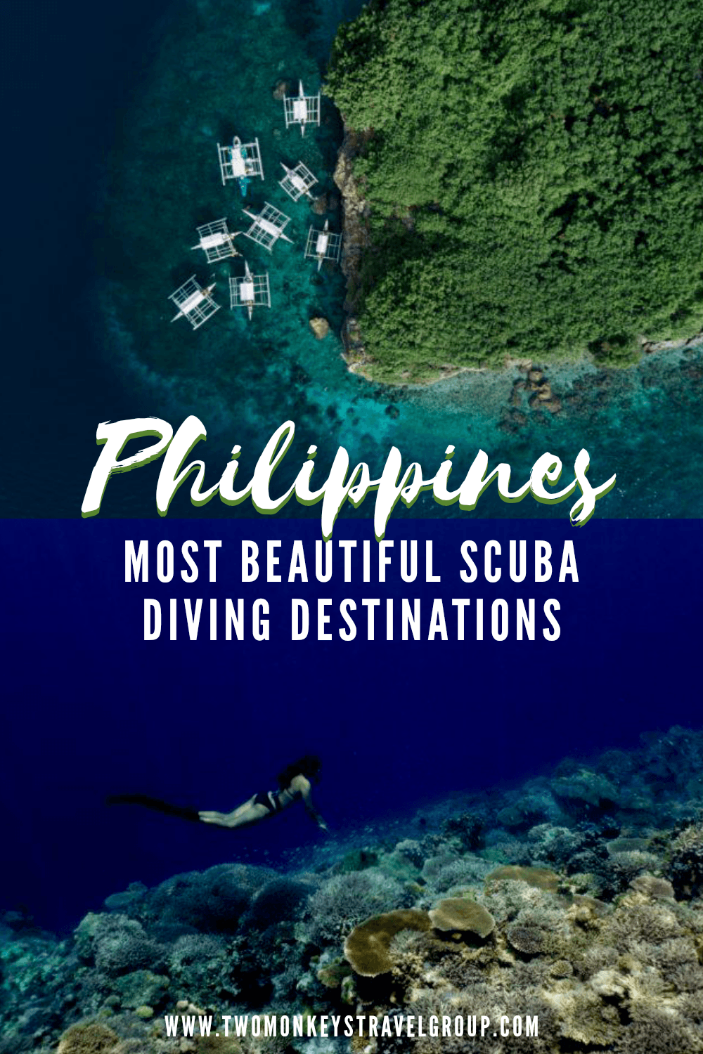 Top 7 Most Beautiful Scuba Diving Destinations in the Philippines