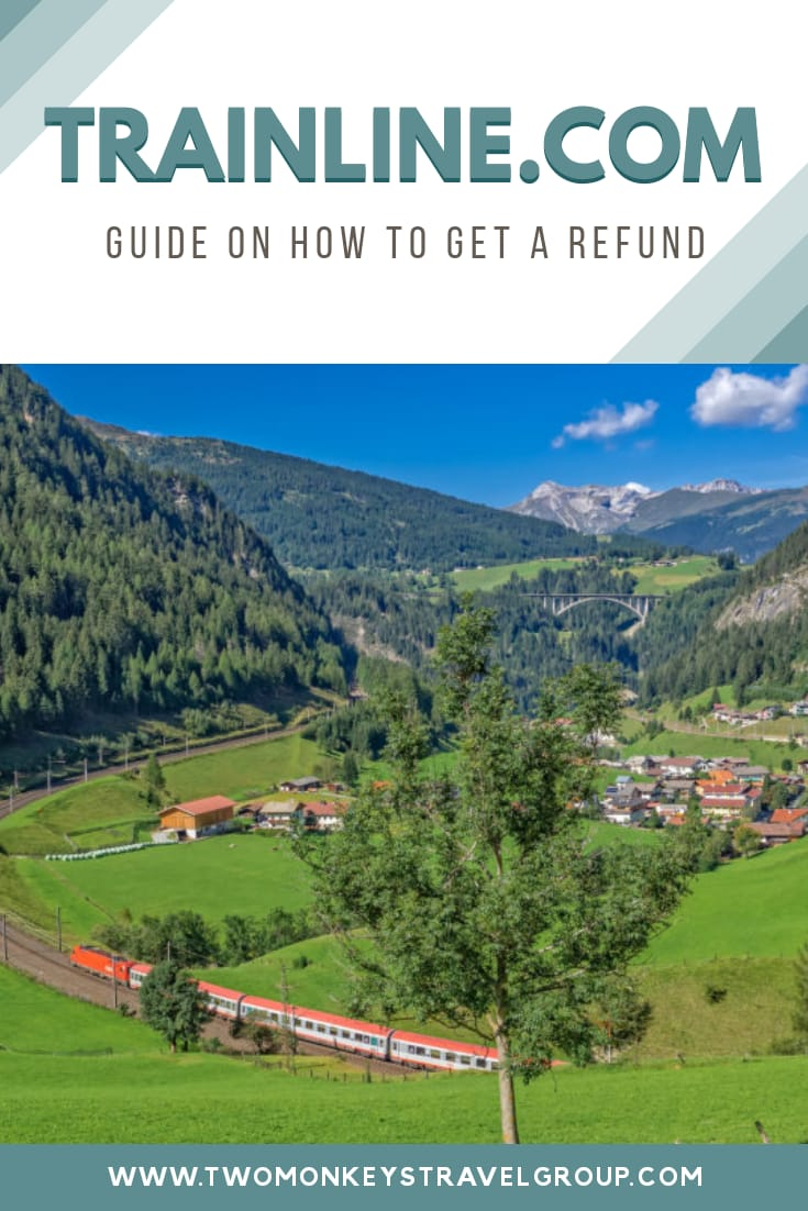 Trainline.com Refund Policy Guide On How to Get a Refund with Trainline