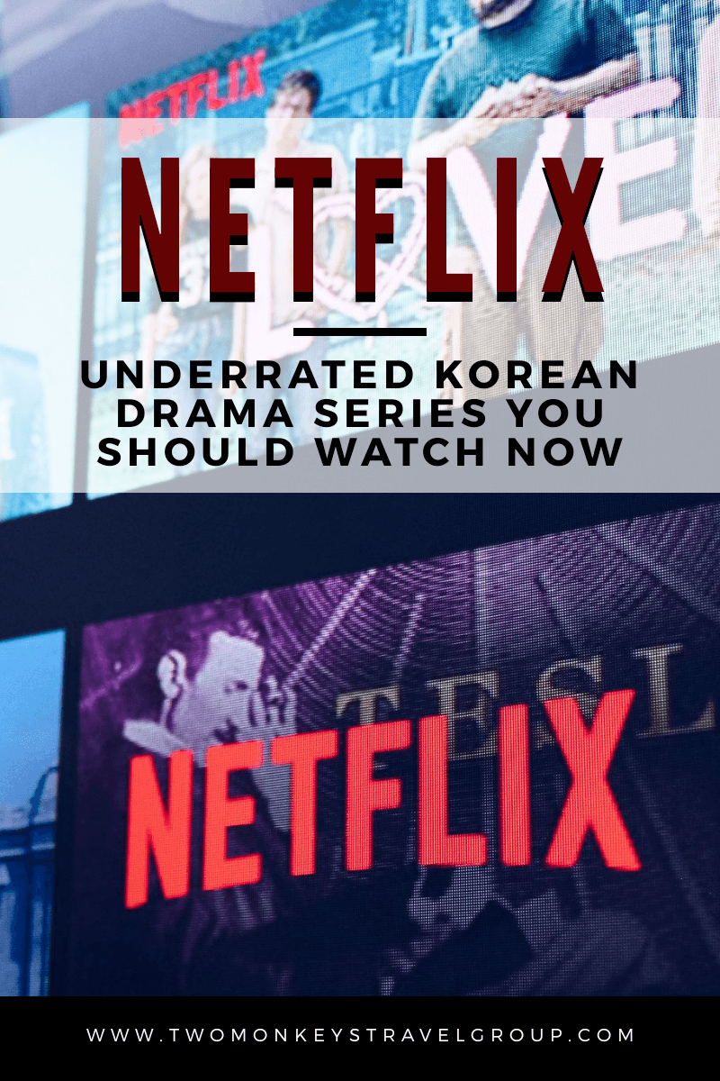 Underrated Korean Drama Series on Netflix You Should Watch Now