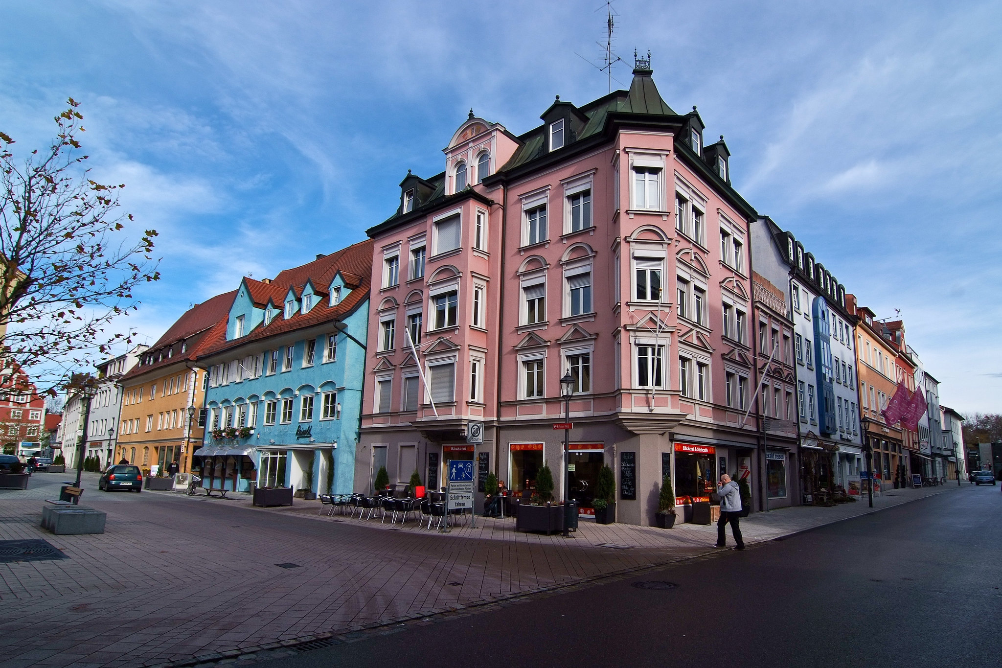 Weekend in Memmingen, Germany
