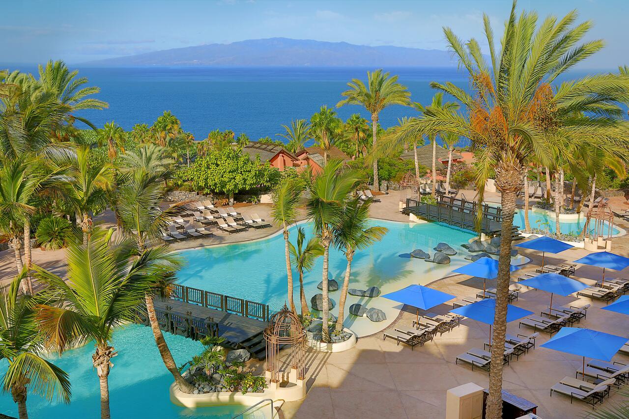 Weekend in South Tenerife, Spain