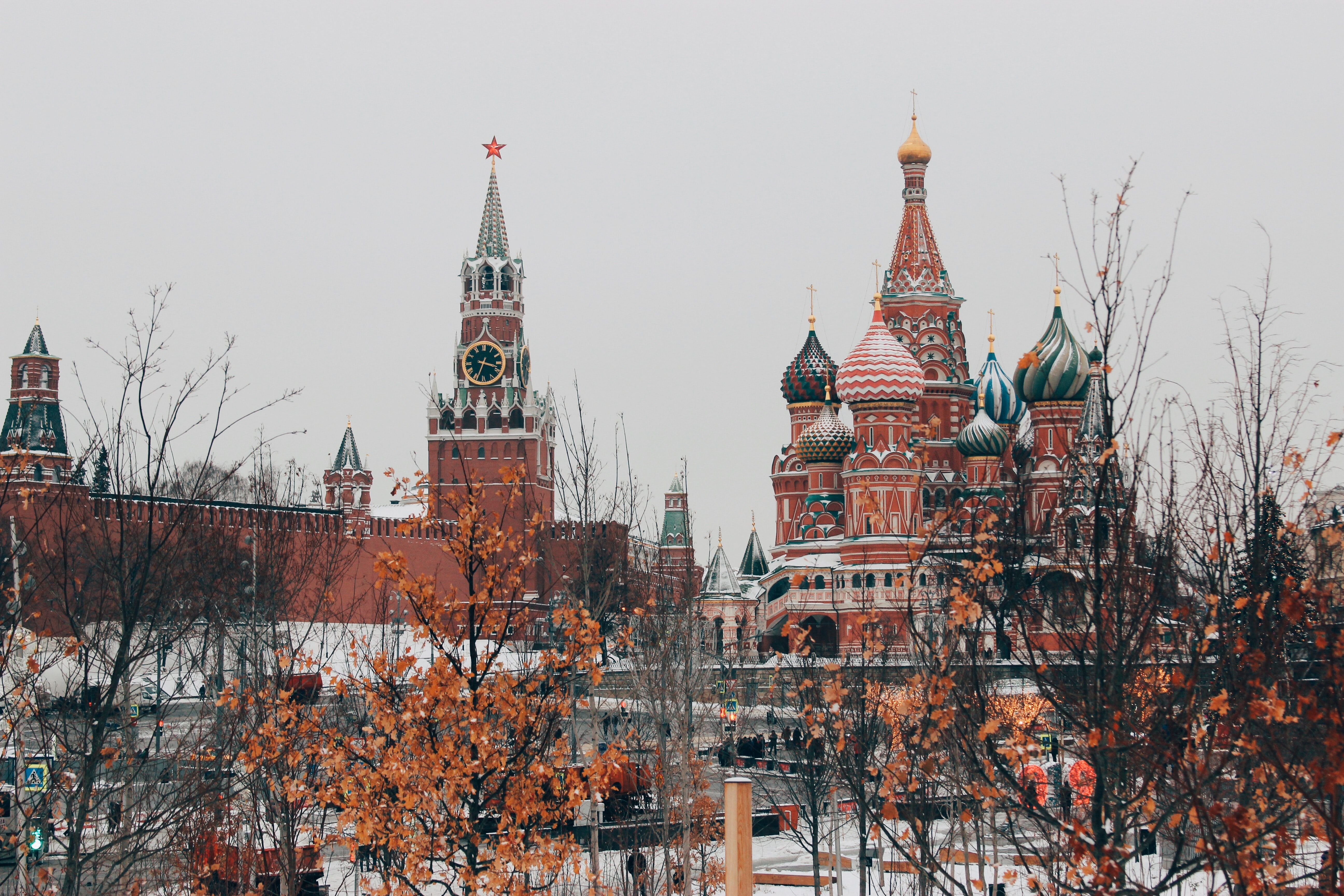 10 Things To Do in Russia
