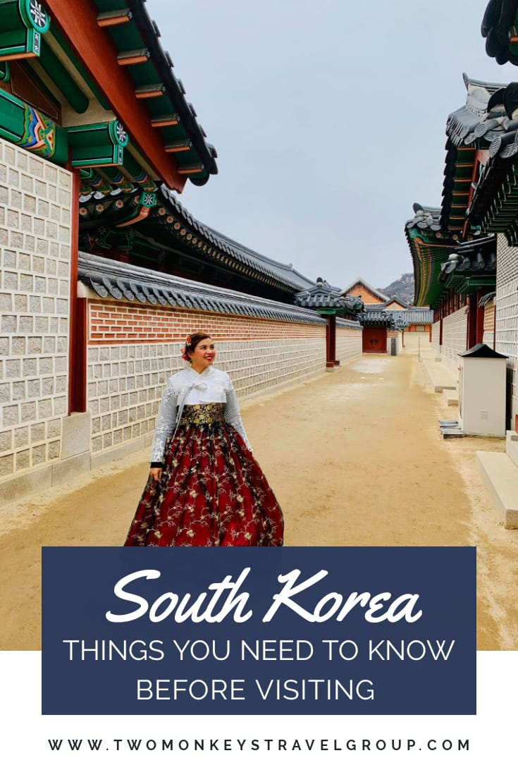 10 Things You Need to Know Before Visiting South Korea [Do's and Don'ts]