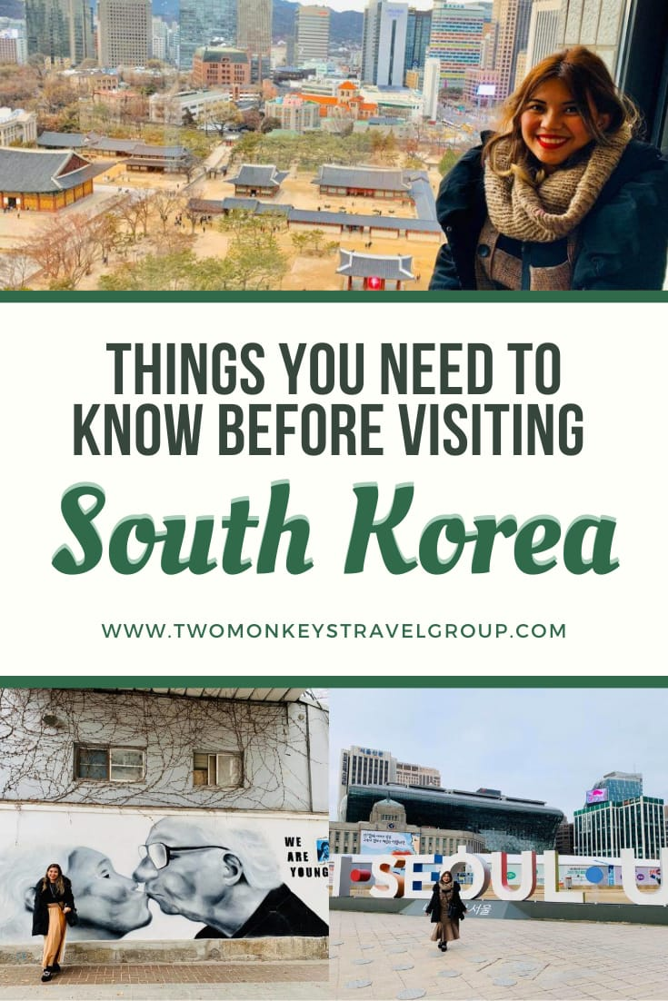 10 Things You Need to Know Before Visiting South Korea [Do's and Don'ts]1