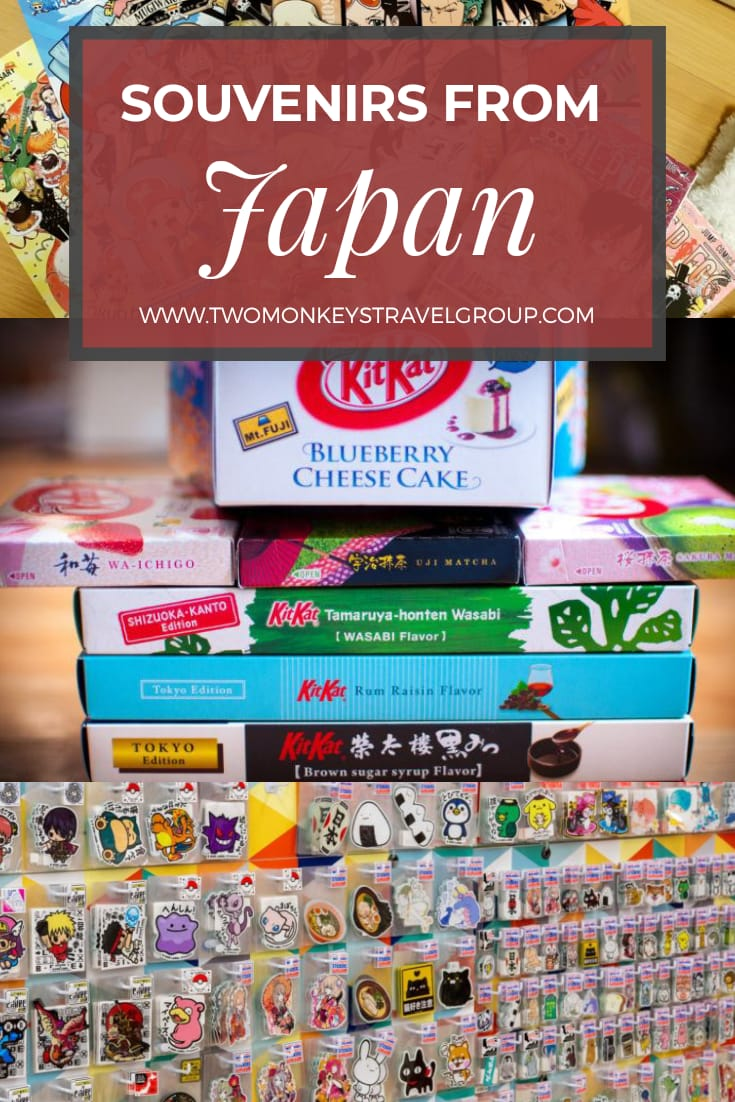 10 Things to Buy in Japan for Pasalubong – The Best Souvenirs from Japan1