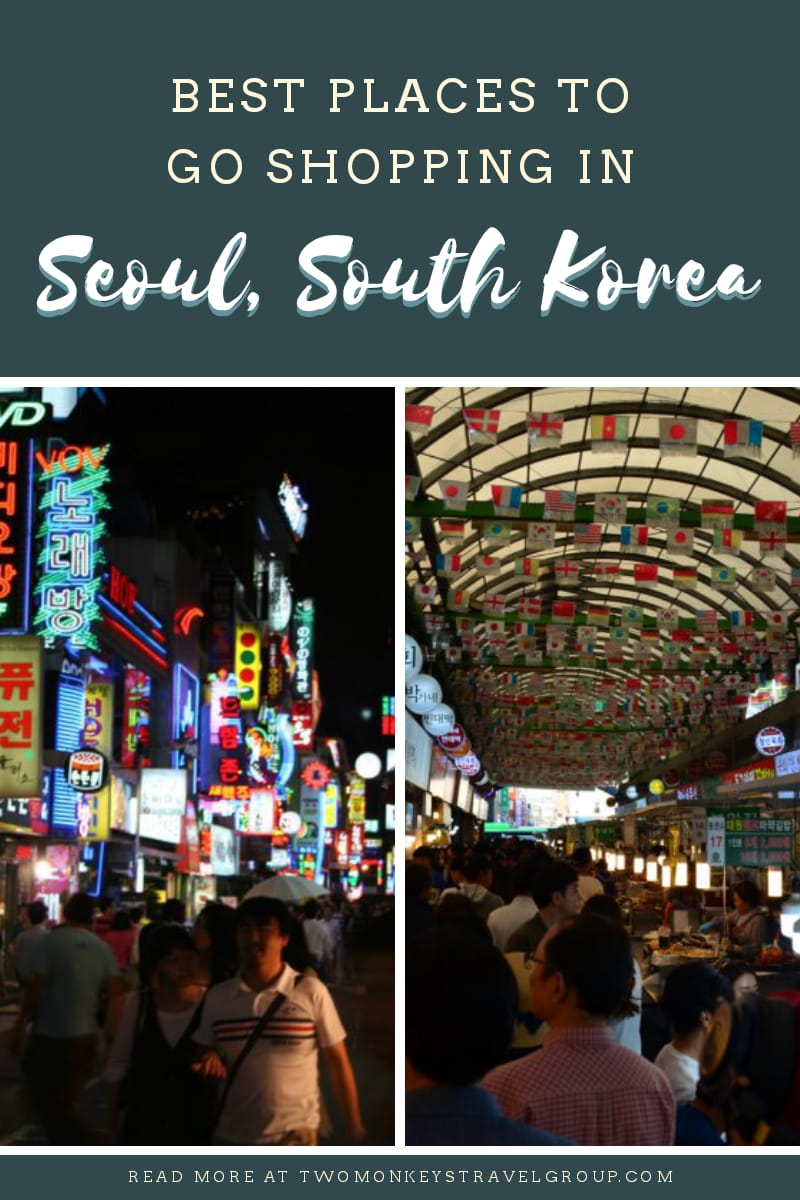 15 Best Places to Go Shopping in Seoul, South Korea