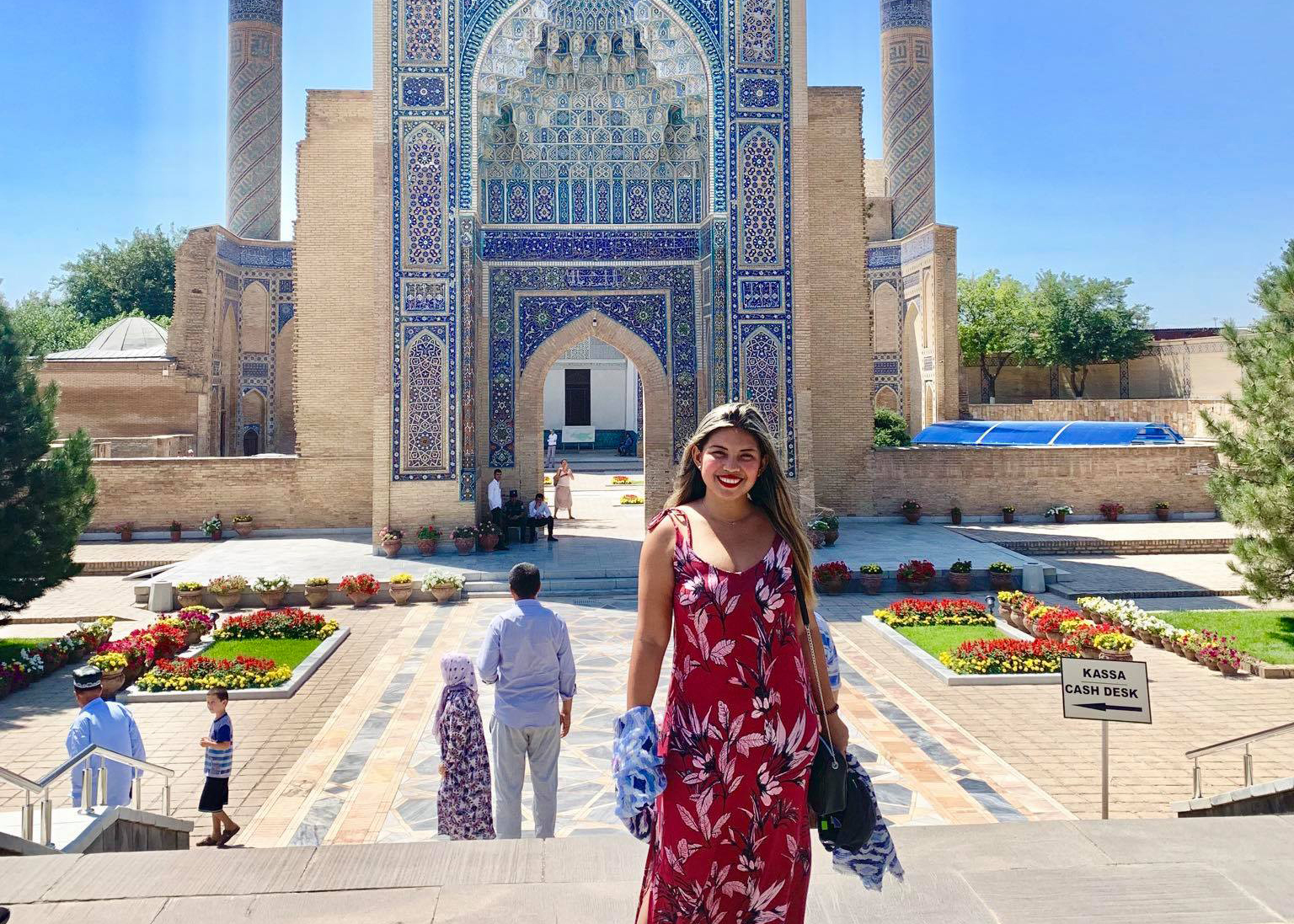 15 Things To do in Samarkand, Uzbekistan [With Photos]