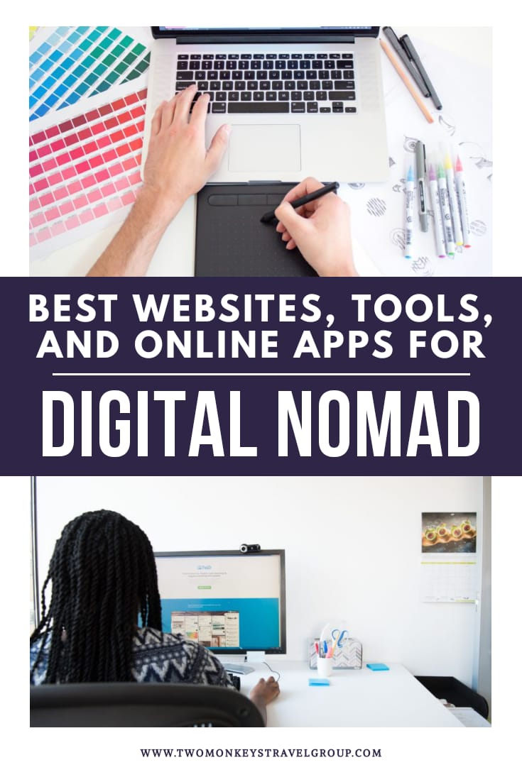 46 Best Websites, Tools, and Online Apps for Digital Nomads for Remote Work