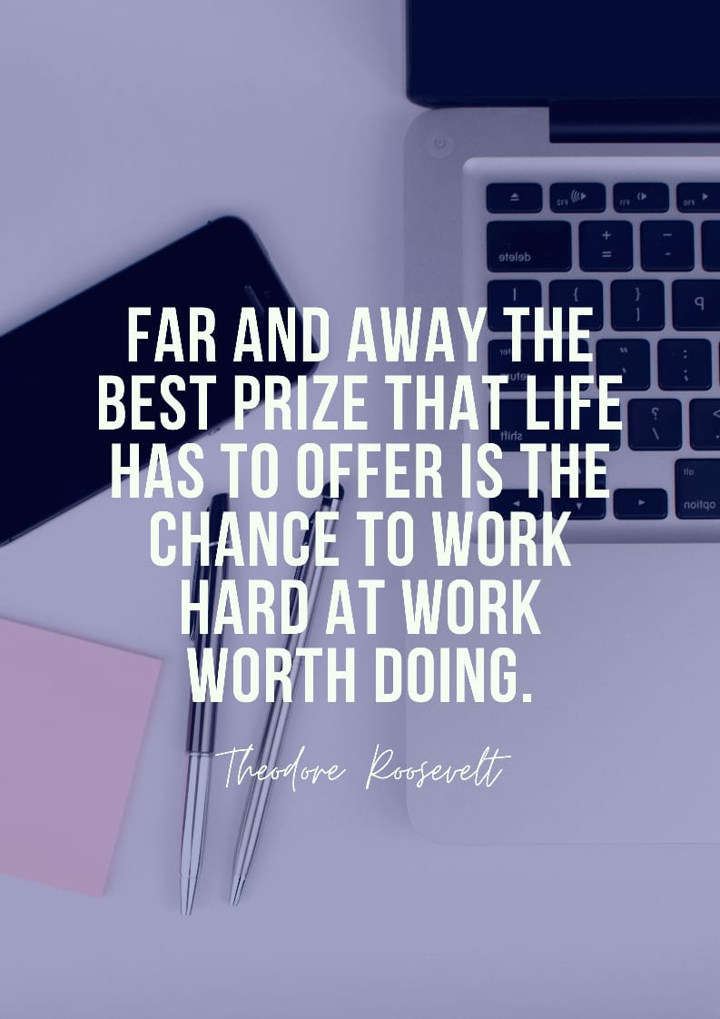 50 Inspirational Work Quotes for Employees, Freelancers, and Entrepreneurs
