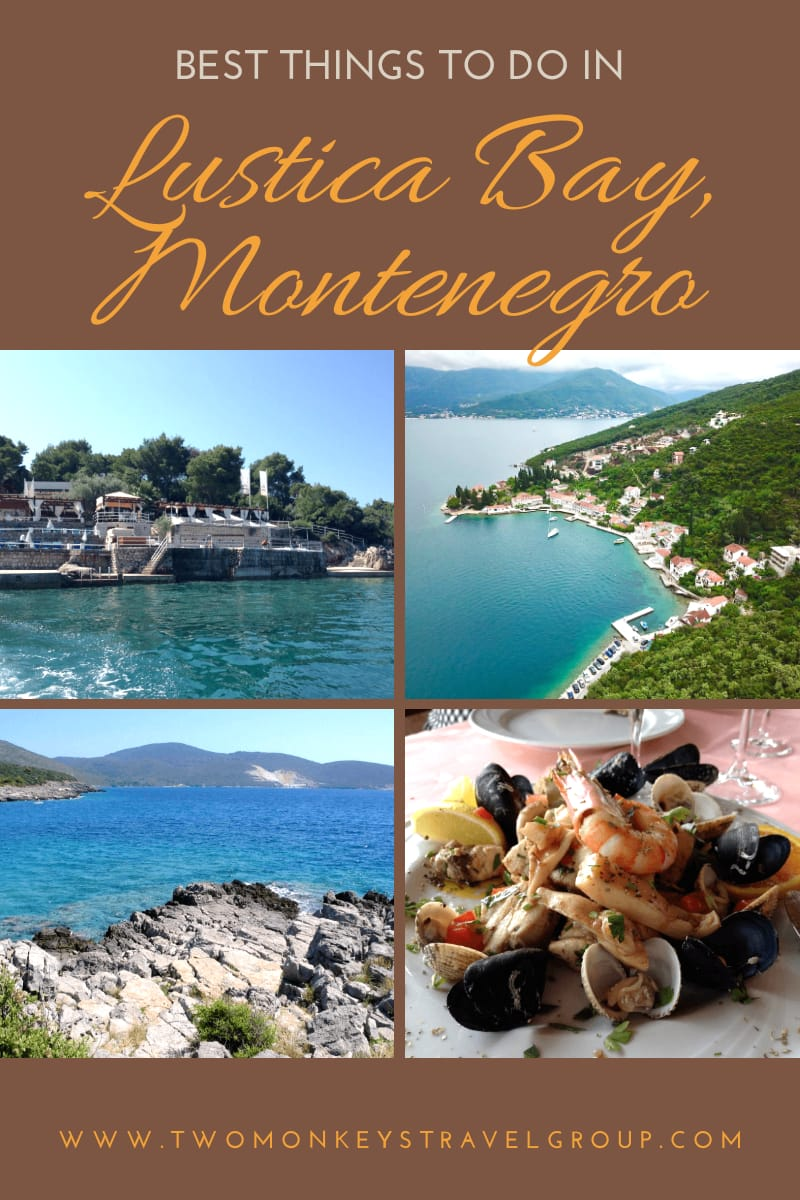 8 Best Things To Do in Lustica Bay, Montenegro