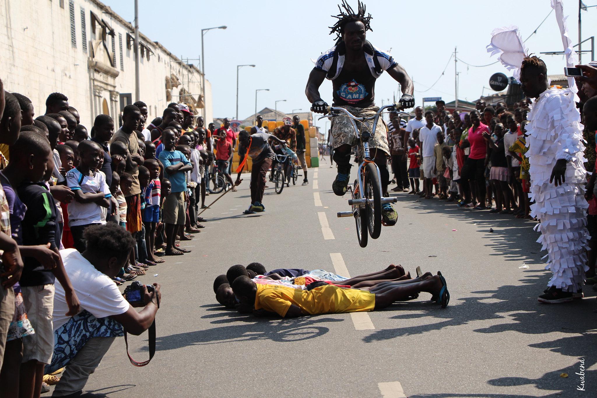 8 Things To Do in Ghana