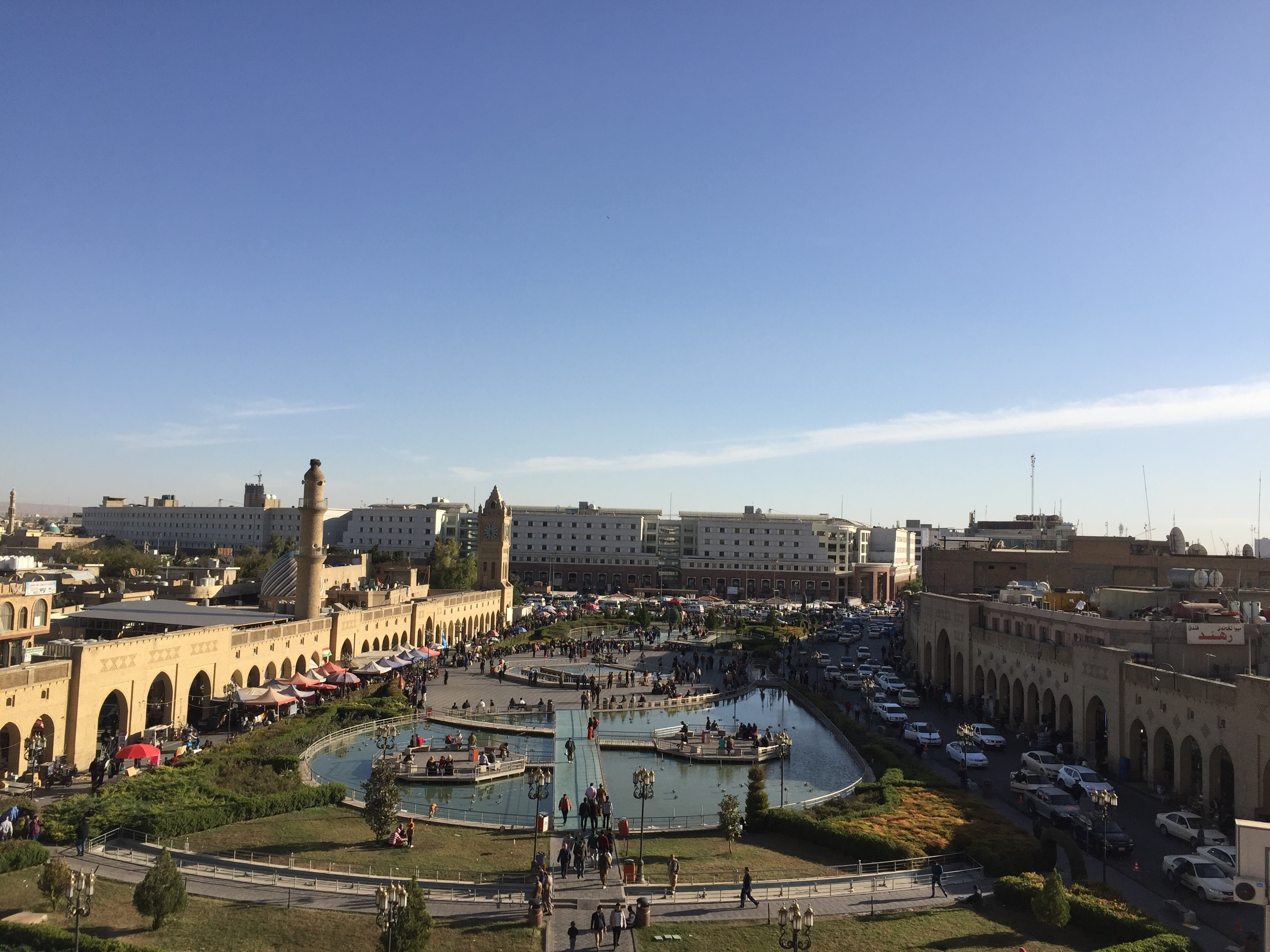 8 Things To Do in Iraq