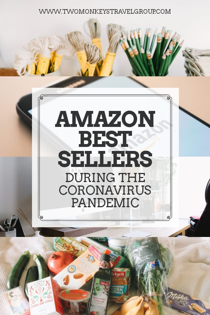 Amazon Best Sellers in Lockdown What is everyone buying during the Coronavirus Pandemic