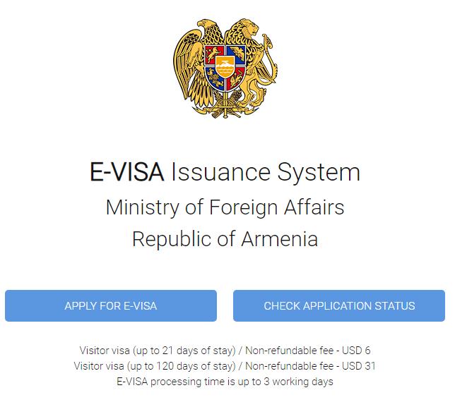 Armenia Visa on Arrival and Armenia eVisa Guide for Filipinos