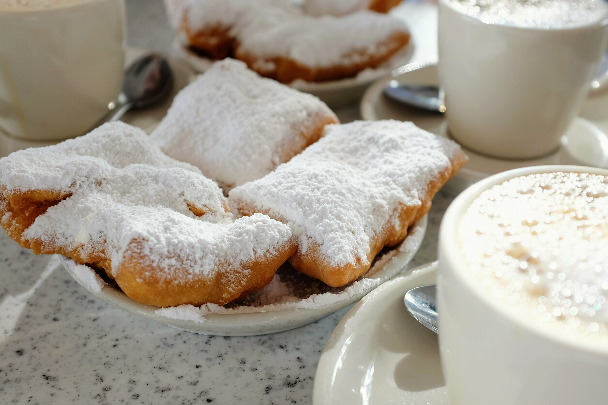 Best Local Food in New Orleans