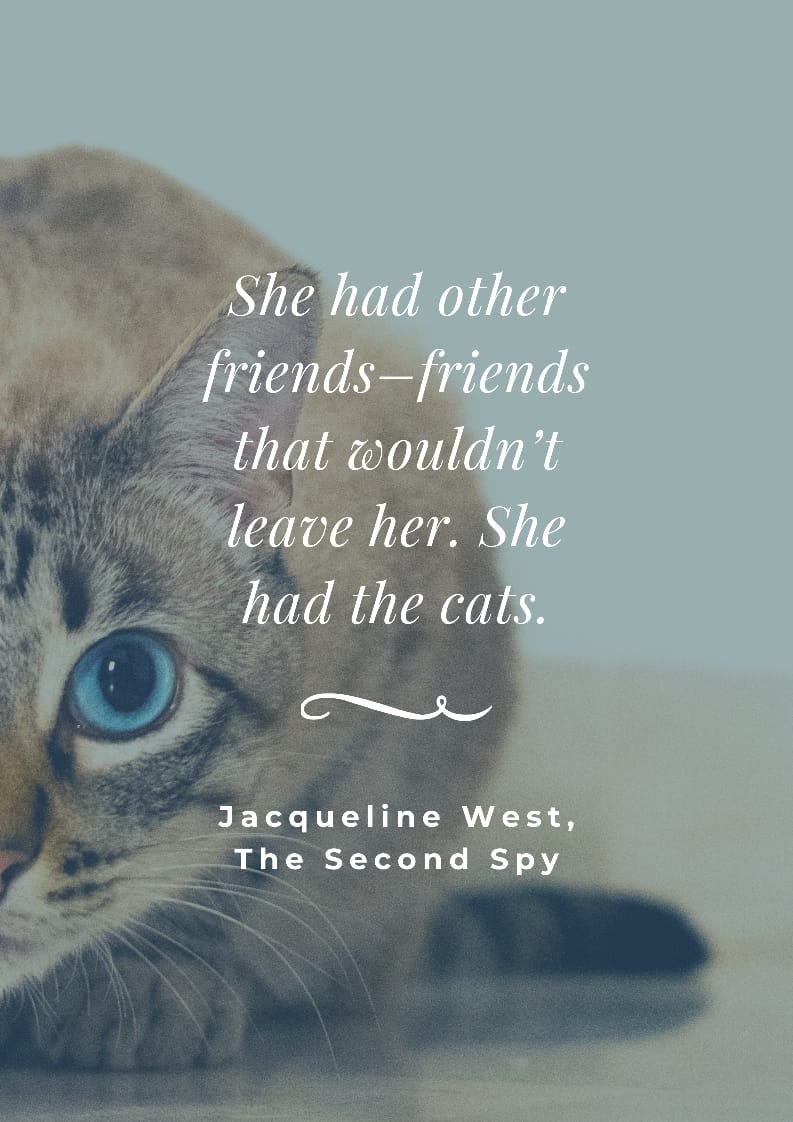 Cat Quotes Dedicated to Our Adorable Purr Babies