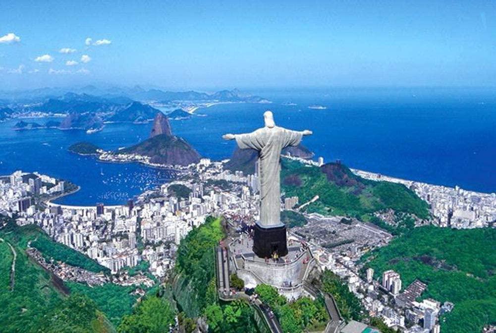 Christ Redeemer Travel Jigsaw Puzzle