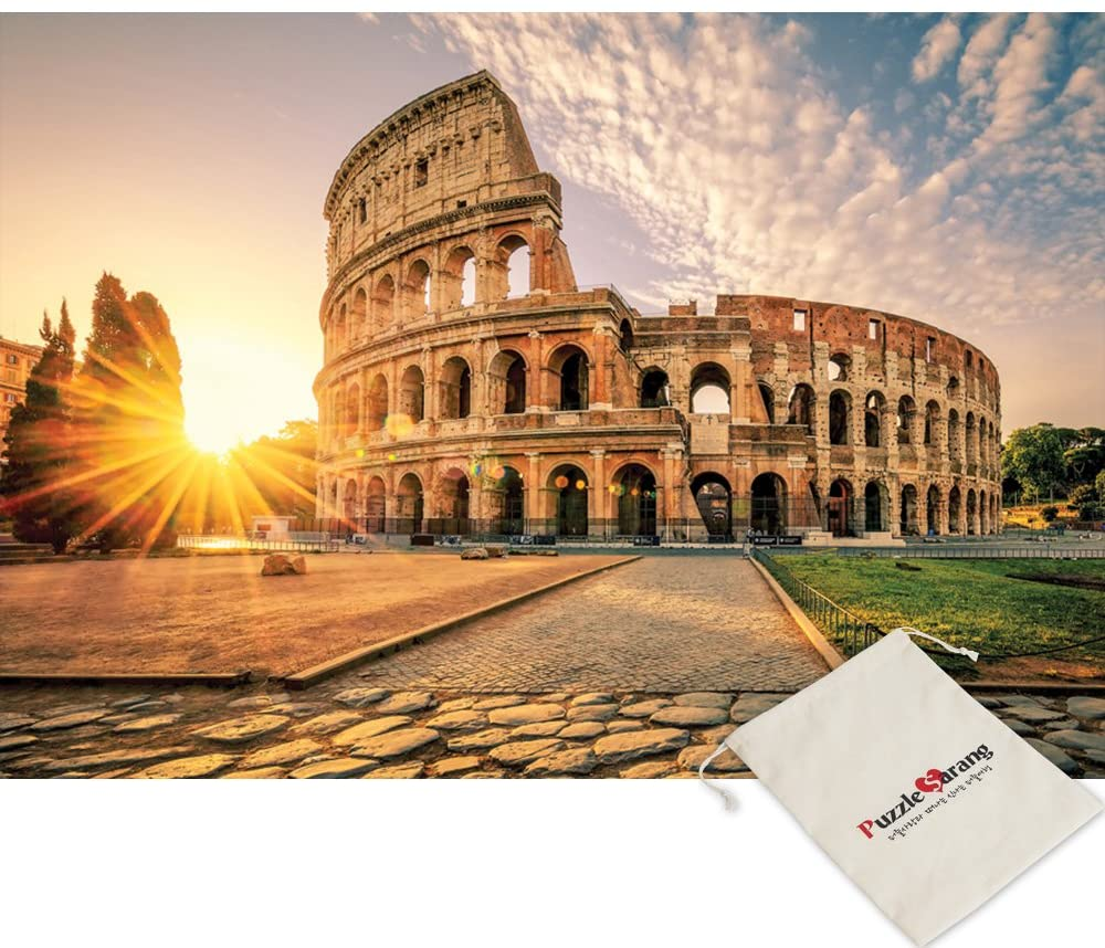 Colosseum travel Zigsaw Puzzle
