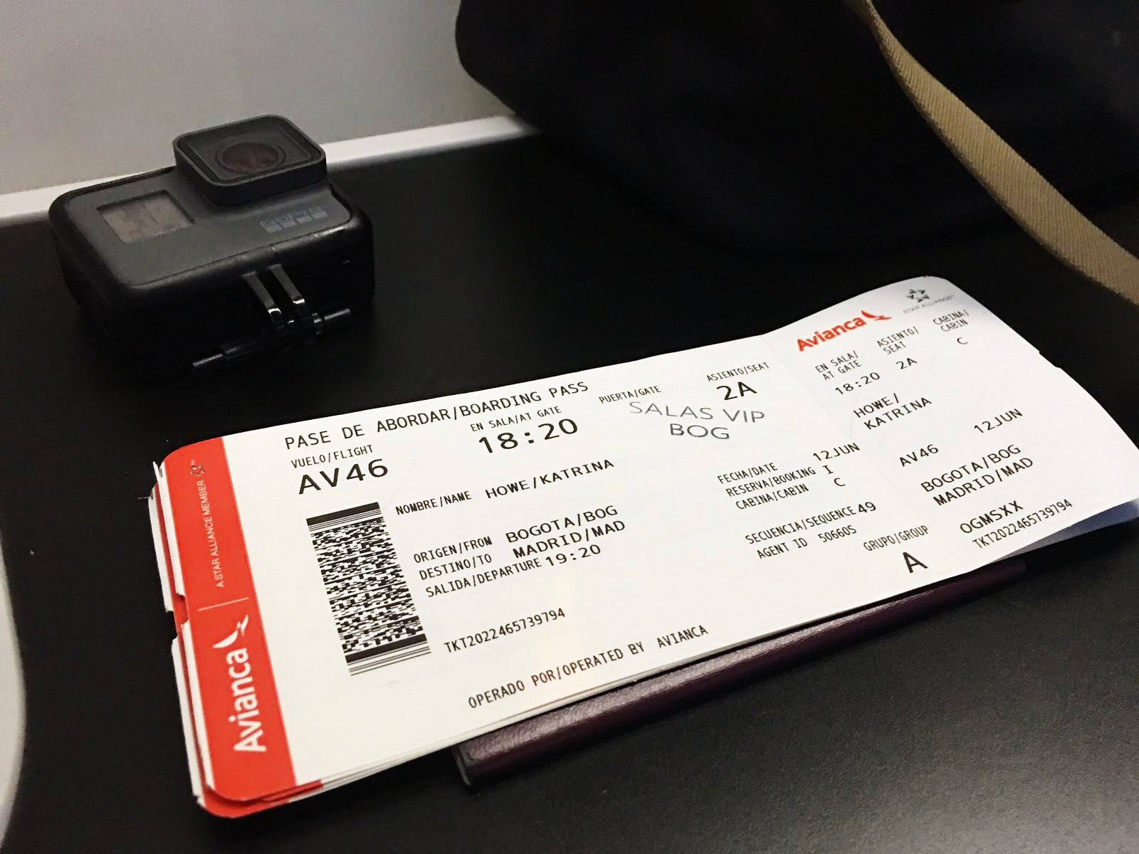 Fake Ticket Generator and Fake Airlines Ticket
