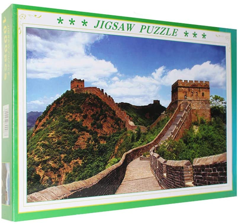 Great Wall of China travel jigsaw puzzle
